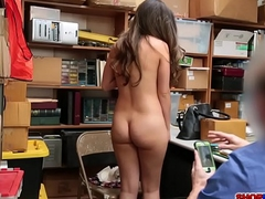 Shane Blair is a known shoplyfter who to be sure is caught