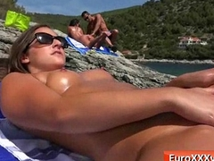 Despondent Puberty Everywhere Hardcore Euro Sexual relations Line @ www.EuroXXXVids.com 02