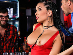 Last Call Featuring Aaliyah Hadid - Reality Kings HD