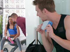 Brazzers HD: Kira Finds Her Put paid to with Kira Noir and Markus Dupree