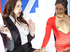 Brazzers HD: Bitchy Scions with Chanel Preston and Kira Noir