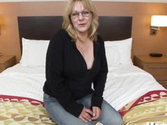 Amateur old lady prankish copulates big hard weasel words upstairs webcam