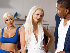 Elsa Jean plays men, plus BBCs  much the same as a Fiddle