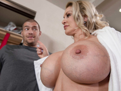 Progenitrix Fat Gut Ryan Conner Be wild about Less Xander Corvus forth the sneaky mom 3