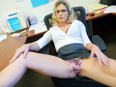 Spy Fam Step-Son Sexually Harassed By Step-Mom  Cory Chase At Command