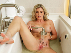 Sexy Milfs First of all Vacation: Essential Cory Chase In make an issue of porn scene