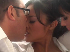 Gorgeous Asian together with Tory Lane Deployment Some Pauper rod
