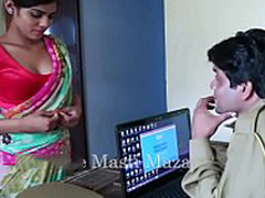 Hot Indian quick films - Young Indian Bhabhi Seduced By A Testimony Man (new)