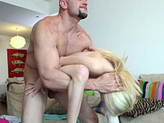Piper Perri receives her Little Hole Fucked