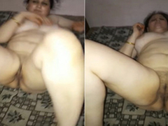 Exclusive- Sexy Paki Bhabhi Boobs and Pussy Capture By Hubby