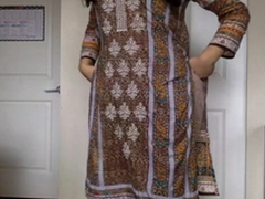 Desi XXX - Self Recorded Pakistani Mating Sheet Of Sexy Baby Getting Naked