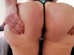 Fabulous dull-witted booty of an Indian hot milf XXX babe Lana in action