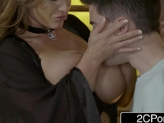 Scoundrel Jordi Fucks Busty Unavailable Eva Notty Behind Her Husband'_s Back